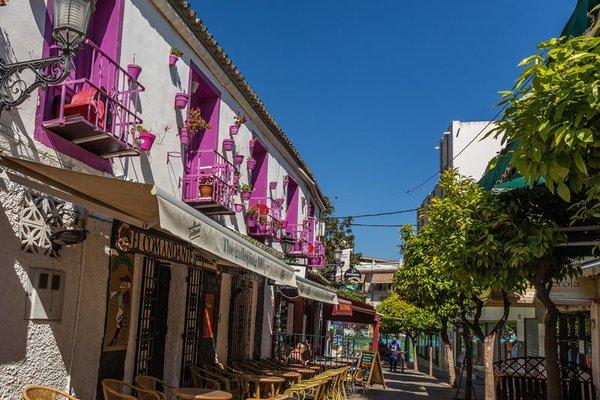 Hostel Malaga Inn - фото 22