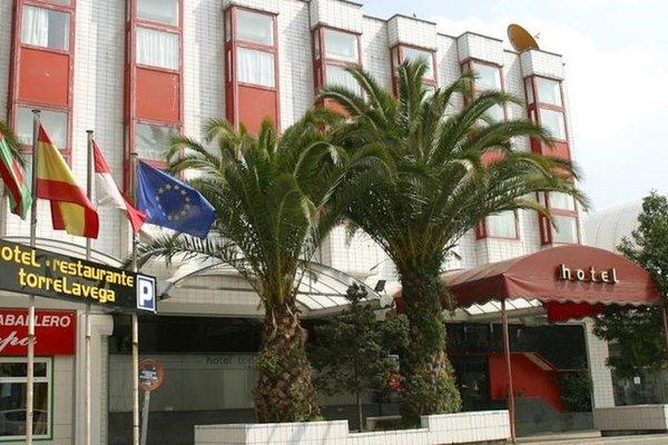 Hotel Celuisma Torrelavega - фото 23
