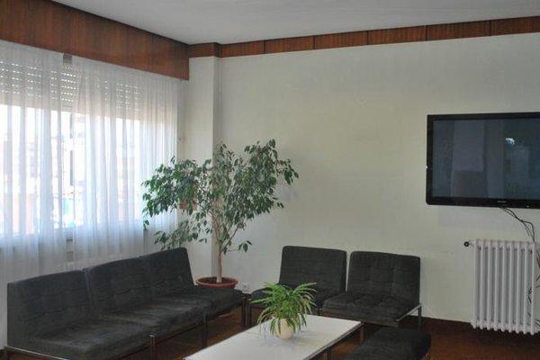 Гостиница «Saja», Торрелавега