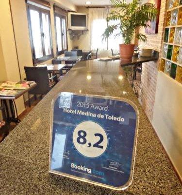 Hotel Medina de Toledo - фото 11