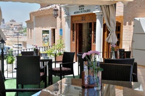 Hotel Medina de Toledo - фото 9