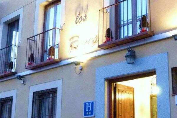 Hospederia De Los Reyes - фото 23