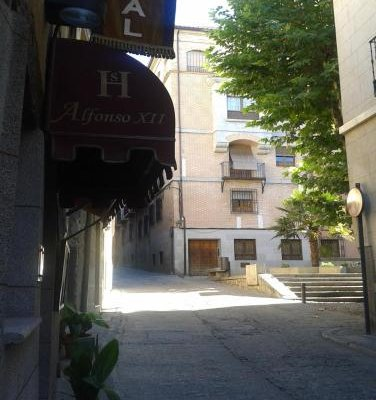 Hostal Alfonso XII - фото 22