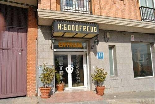 Hotel Godofredo - фото 22