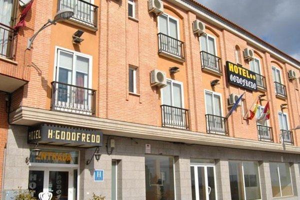 Hotel Godofredo - фото 23