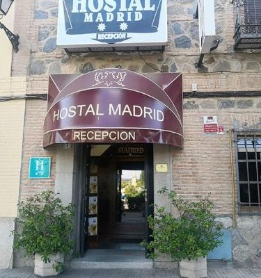 Hostal Madrid - фото 10