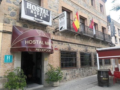 Hostal Madrid - фото 19