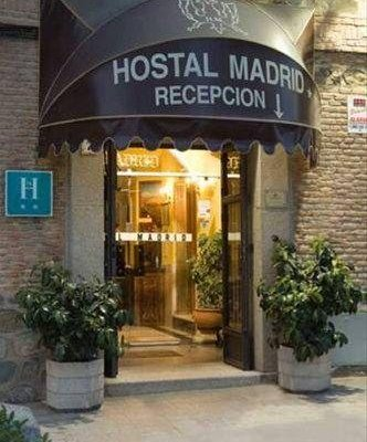 Hostal Madrid - фото 23