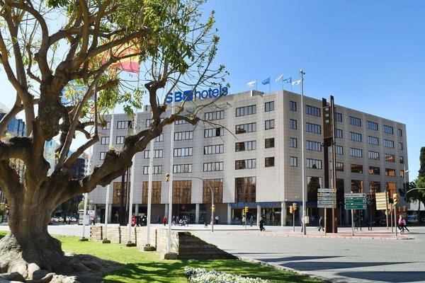 Отель SB Ciutat de Tarragona - фото 50
