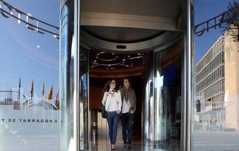 Отель SB Ciutat de Tarragona - фото 16