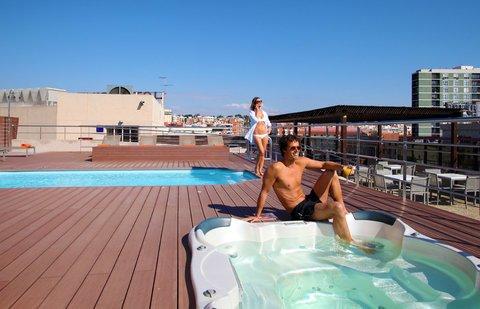 Отель SB Ciutat de Tarragona - фото 21