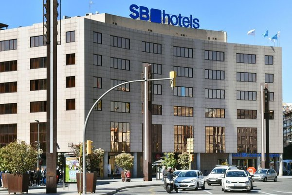 Отель SB Ciutat de Tarragona - фото 23
