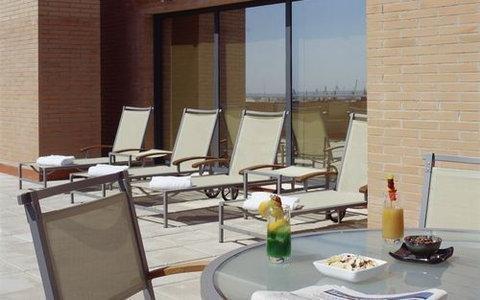 AC Hotel Tarragona, a Marriott Lifestyle Hotel - фото 22