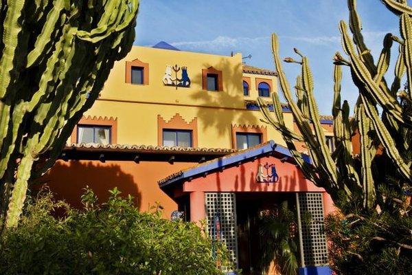Beach Hotel Dos Mares - фото 13