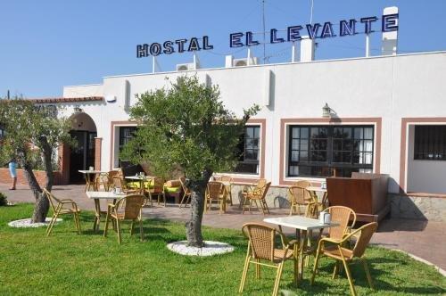Hostal El Levante - фото 12