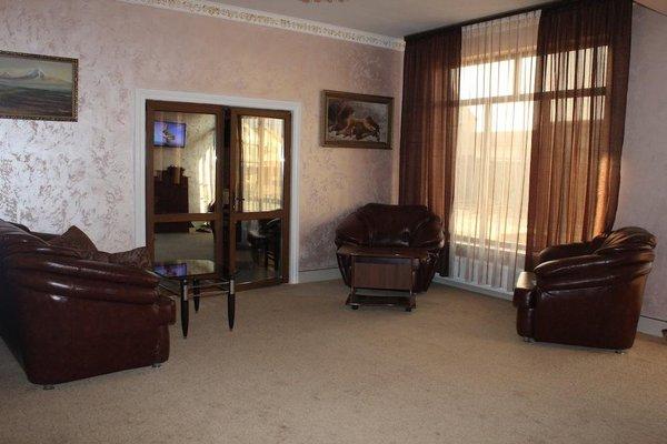 Отель Ангелина - фото 13