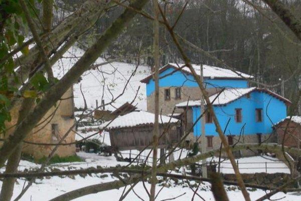Apartamentos Rurales La Caviana - фото 22