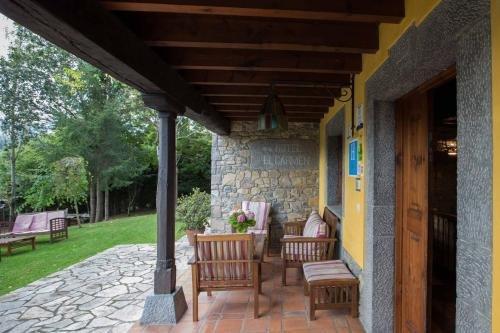 Hotel El Carmen - фото 16