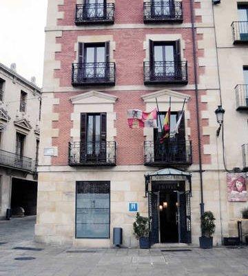 Hotel Soria Plaza Mayor - фото 23