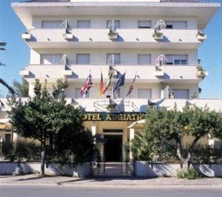 Гостиница «Adriatico», Васто