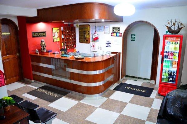 Hotel Sol del Sur - фото 20