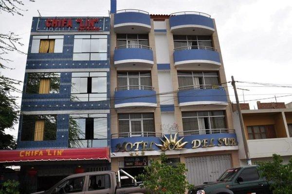 Hotel Sol del Sur - фото 22