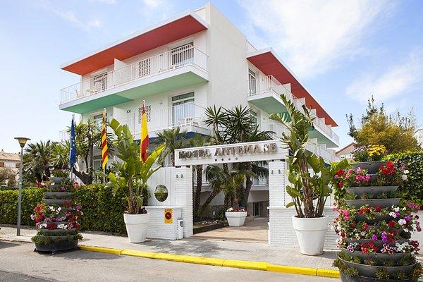 Hotel Ibersol Antemare Spa - фото 7