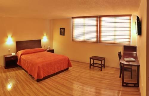 Hotel CR Tehuacan - фото 29