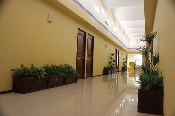 Hotel CR Tehuacan - фото 13