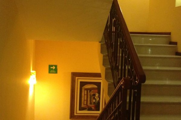 Hotel CR Tehuacan - фото 15