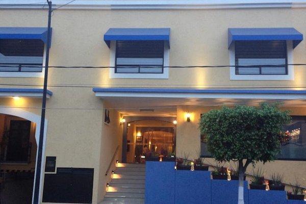 Hotel CR Tehuacan - фото 17