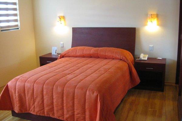 Hotel CR Tehuacan - фото 2