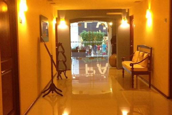 Hotel CR Tehuacan - фото 4