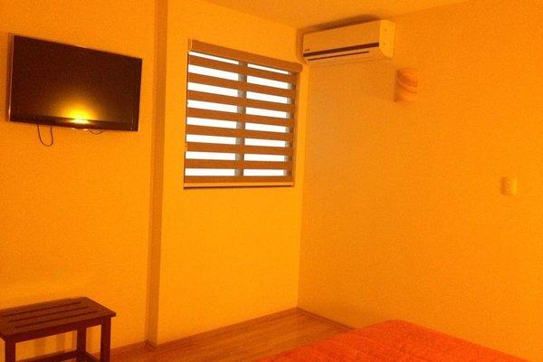 Hotel CR Tehuacan - фото 7