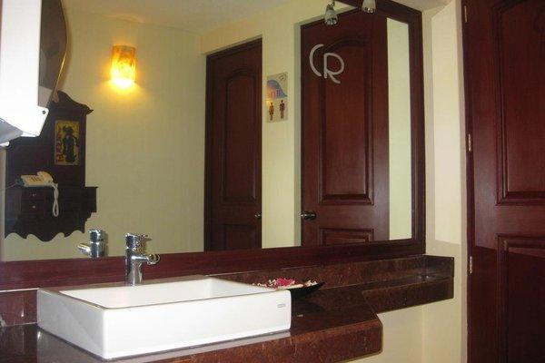 Hotel CR Tehuacan - фото 8