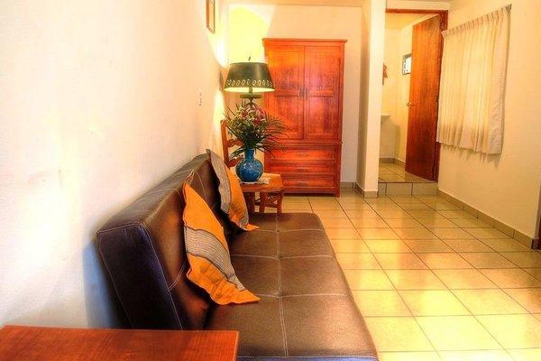Hotel y Posada Refugio Independencia - фото 16