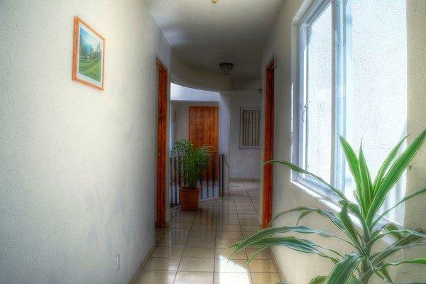 Hotel y Posada Refugio Independencia - фото 20