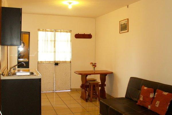 Hotel y Posada Refugio Independencia - фото 8