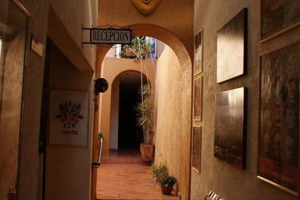 Hotel Casa Galeana - фото 20