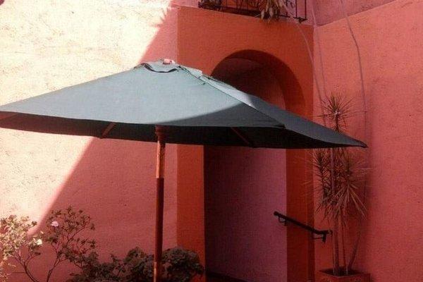 Hotel Casa Galeana - фото 22
