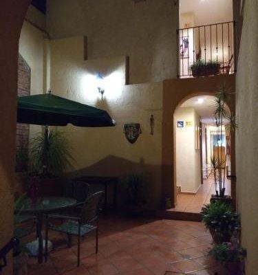 Hotel Casa Galeana - фото 5
