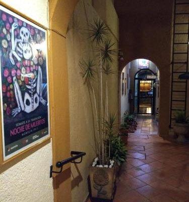 Hotel Casa Galeana - фото 9