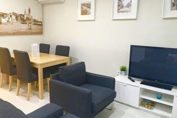 Sitges Rustic Apartments - фото 10