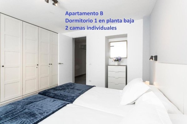 Sitges Rustic Apartments - фото 17