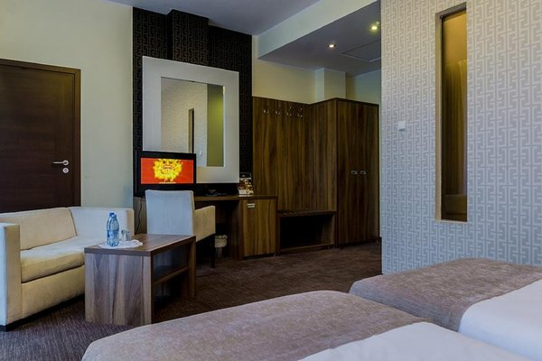 Zamek Gniew - Hotel Rycerski - фото 20
