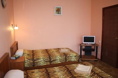 Отель Солнечный - фото 1