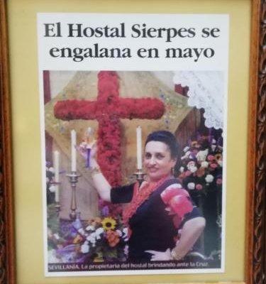 Hostal Sierpes - фото 16