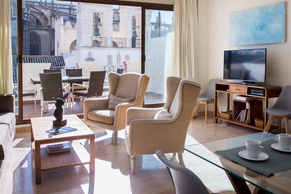 Puerta Catedral Apartments - фото 6
