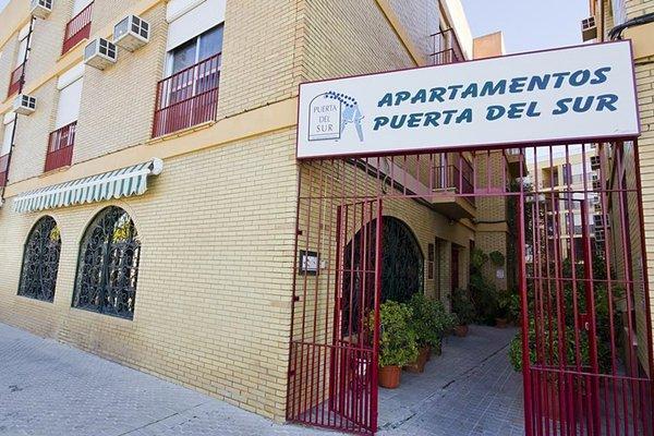 Apartamentos Puerta del Sur - фото 20