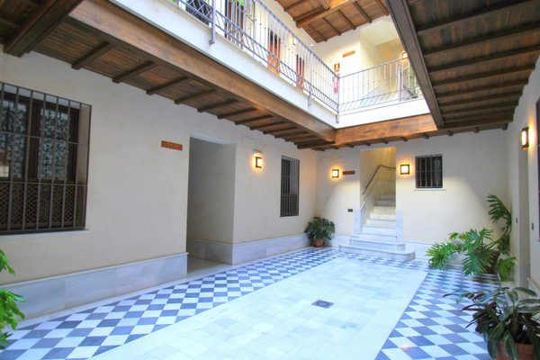 Living-Sevilla Apartments San Lorenzo - фото 18